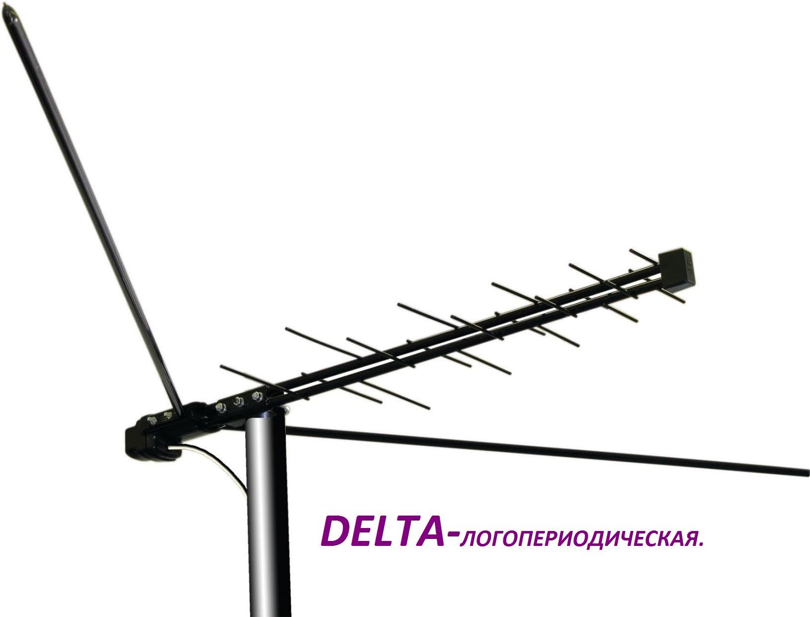 Двм антенна для цифрового телевидения своими руками